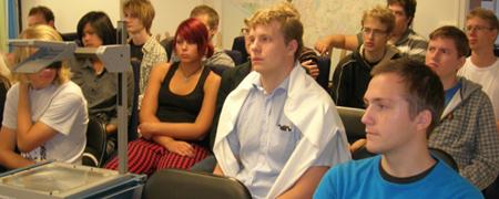 Utbildningsdagen augusti 2008